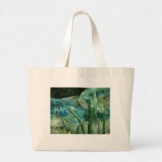 Winning art by  J. Tufele - Grade 9 Jumbo Tote Bag