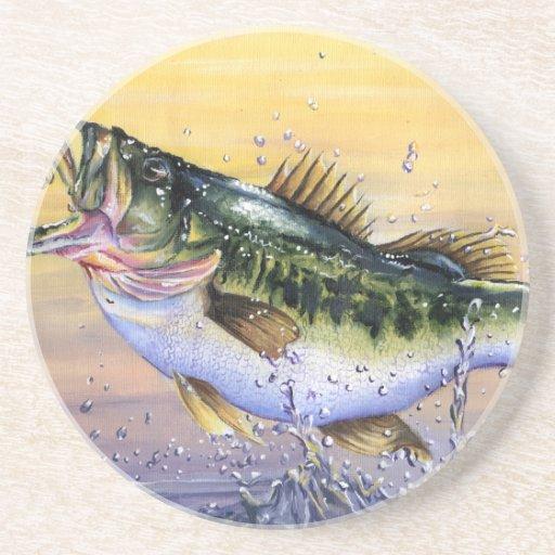 Winning art by  J. Varpucanskis - Grade 7 Coaster