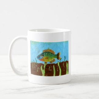 Winning art by  K. Benoit - Grade 4 Coffee Mug