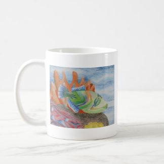 Winning Art By K. Close Grade 10 Coffee Mug