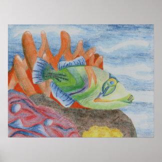 Winning Art By K. Close Grade 10 Poster