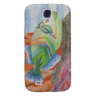 Winning Art By K. Close Grade 10 Samsung S4 Case