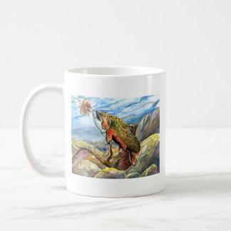 Winning art by  K. Huang - Grade 6 Coffee Mug