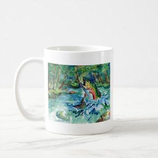 Winning art by  K. Mao - Grade 10 Coffee Mug