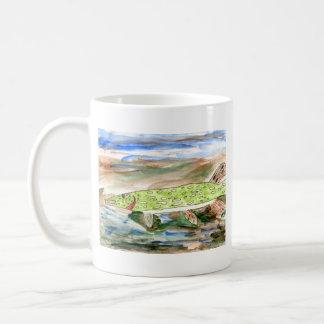 Winning art by  K. Nelsen - Grade 4 Coffee Mug