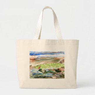 Winning art by  K. Nelsen - Grade 4 Large Tote Bag