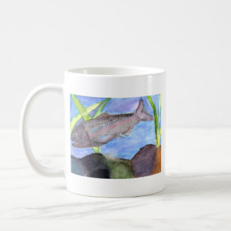 Winning art by  K. VonScheerSchmidt - Grade 5 Coffee Mug