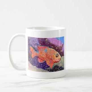 Winning Art By K. Ye Grade 4 Coffee Mug