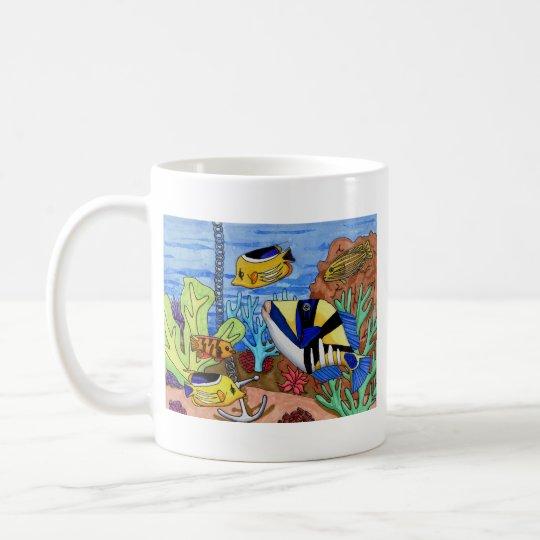 Winning Art By L. Haff Grade 8 Coffee Mug