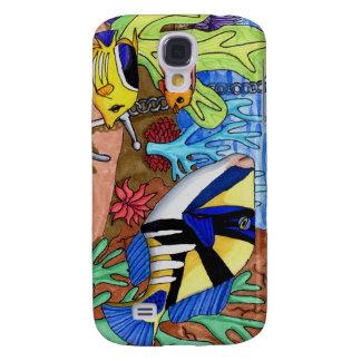 Winning Art By L. Haff Grade 8 Galaxy S4 Case