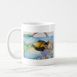 Winning Art By M. Leung Grade 11 Coffee Mug