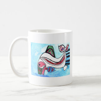 Winning Art By M. Quealey Grade 4 Coffee Mug