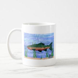 Winning art by  N. Teel - Grade 9 Coffee Mug