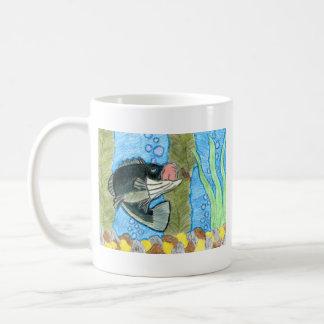 Winning art by  R. Shively - Grade 6 Coffee Mug