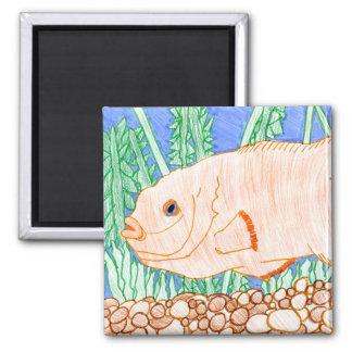 Winning art by  R. Struve - Grade 4 2 Inch Square Magnet