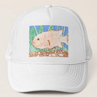 Winning art by  R. Struve - Grade 4 Trucker Hat
