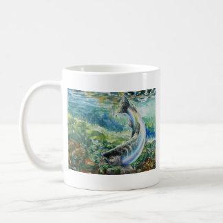 Winning Art By S. Chun Grade 11 Coffee Mug