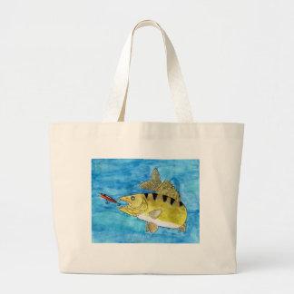Winning Art By S. Clayton Grade 6 Large Tote Bag