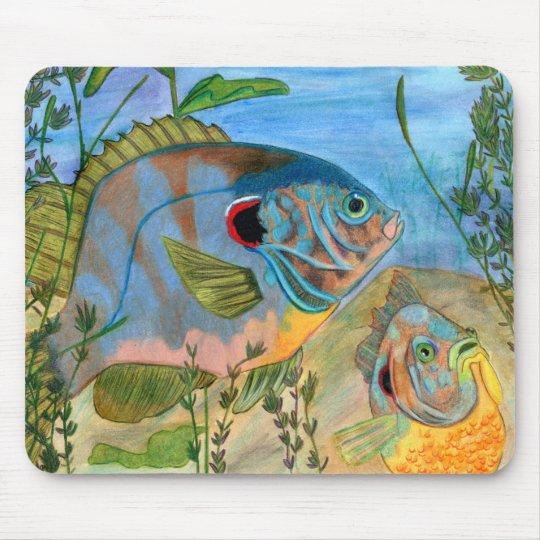 Winning art by  S. Daniels - Grade 11 Mouse Pad
