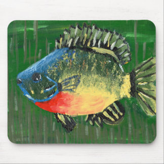 Winning art by  S. Darring - Grade 8 Mouse Pad