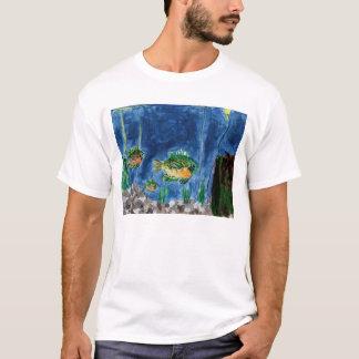 Winning Art By S. Jacobson Grade 7 T-Shirt