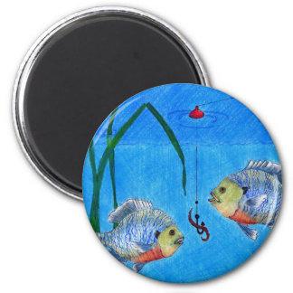 Winning Art By S. Reynard Grade 4 2 Inch Round Magnet