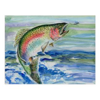 Winning Art By S. Yi Grade 7 Postcard