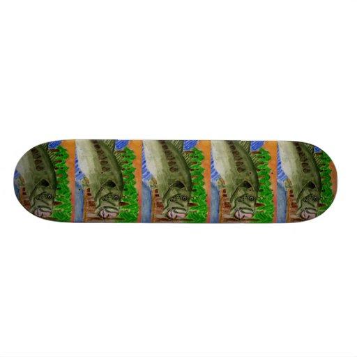 Winning Art By T. Amacker Grade 9 Custom Skateboard