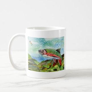 Winning Art By T. Phillips Grade 4 Coffee Mug