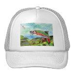 Winning Art By T. Phillips Grade 4 Mesh Hats