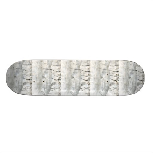 Winning art by  W. Bryant - Grade 11 Custom Skateboard