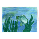 Winning art by  W. Gongaware - Grade 9 Greeting Card