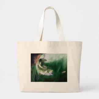 Winning Art By X. Nasa Grade 4 Large Tote Bag