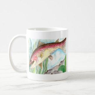 Winning art by  Y. Han - Grade 5 Coffee Mug