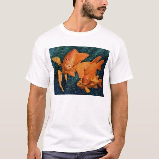 Winning Art By Y. Zhang Grade 10 T-Shirt
