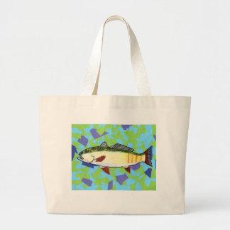 Winning artwork by A. Bryan , Grade 5 Large Tote Bag
