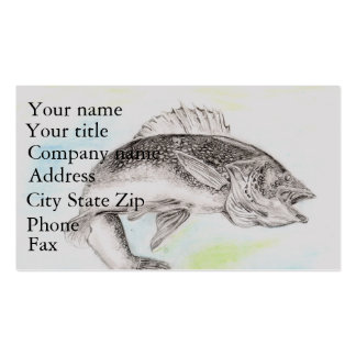 Winning artwork by A. Overby, Grade 8 Double-Sided Standard Business Cards (Pack Of 100)
