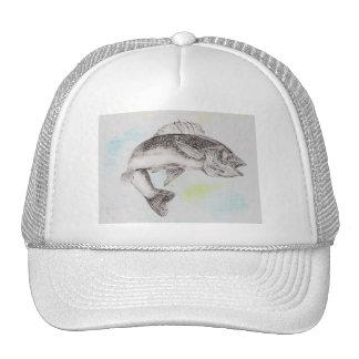 Winning artwork by A. Overby, Grade 8 Trucker Hat