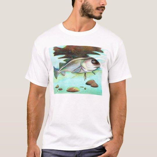 Winning artwork by A. Tan, Grade 7 T-Shirt