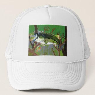 Winning artwork by B. King, Grade 7 Trucker Hat