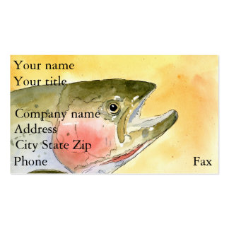 Winning artwork by C. Collingsworth, Grade 5 Double-Sided Standard Business Cards (Pack Of 100)
