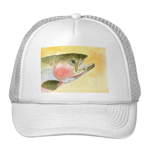 Winning artwork by C. Collingsworth, Grade 5 Trucker Hat