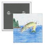 Winning artwork by C. Dahlen, Grade 7 Button