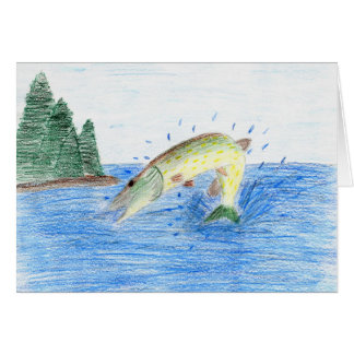 Winning artwork by C. Dahlen, Grade 7 Greeting Card