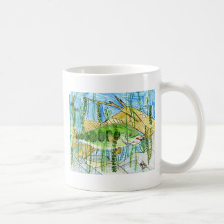 Winning artwork by C. Durler, Grade 6 Coffee Mug