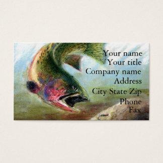 Winning artwork by C. Pape, Grade 12 Business Card