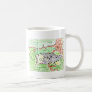 Winning artwork by C. Spencer, Grade 7 Coffee Mug