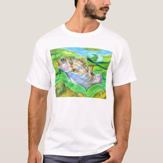 Winning artwork by D. Seo, Grade 6 T-Shirt