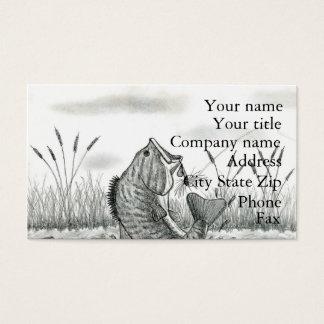 Winning artwork by D. Weaver, Grade 8 Business Card