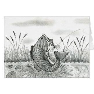 Winning artwork by D. Weaver, Grade 8 Card